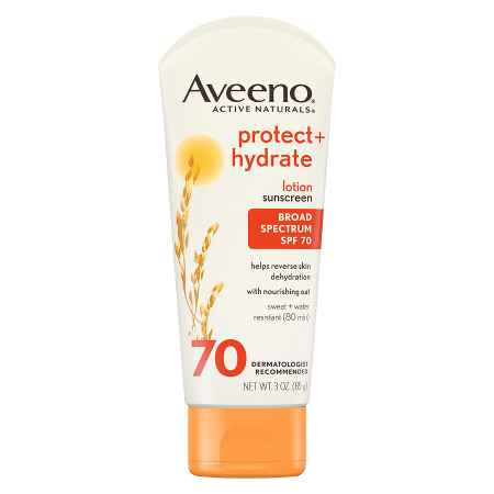 Aveeno® Active Naturals Sunblock Spray, Continuous Protection, SPF 70