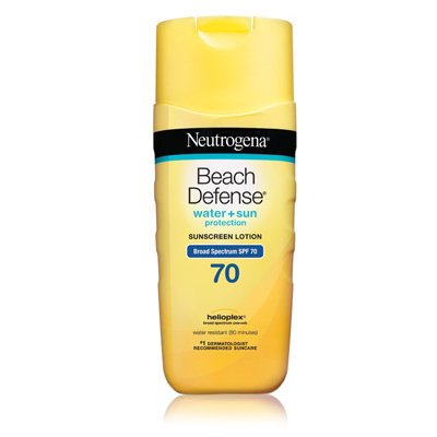 Neutrogena Beach Defense Sunscreen Lotion Broadspectrum SPF 70