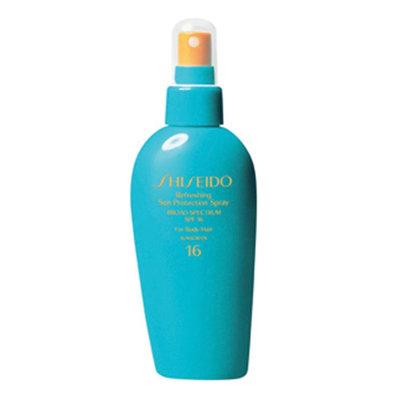 Shiseido Refreshing Sun Protection Spray SPF 16