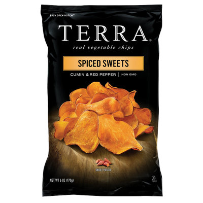 Terra Chips Spiced Sweet Potato Chips