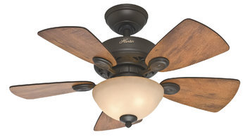 Hunter Fan Company Hunter Fan 52090 34 WATSON NEW BRONZE FAN