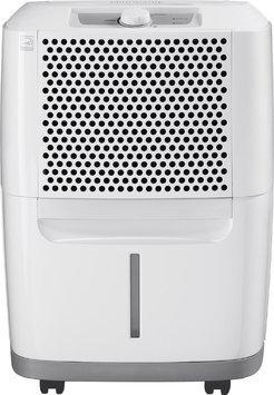 Frigidaire FAD301NWD 30 Pint White Dehumidifier - Energy Star