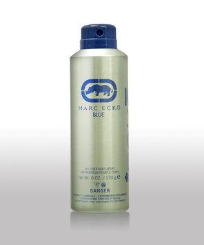 Model Imperial Supply Co., Inc Marc Ecko Ecko Blue For Men Body Spray, 6 oz (170g)