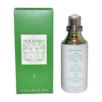 Molinard I Edt Spray 4 Oz By Molinard