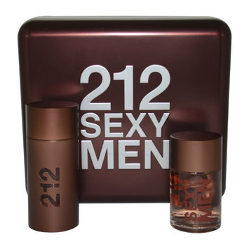 212 Sexy Carolina Herrera 2 pcGift Set Men
