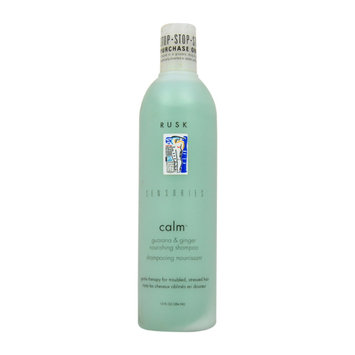 Rusk, Inc. Calm Nourishing Shampoo by Rusk for Unisex - 13.5 oz Shampoo