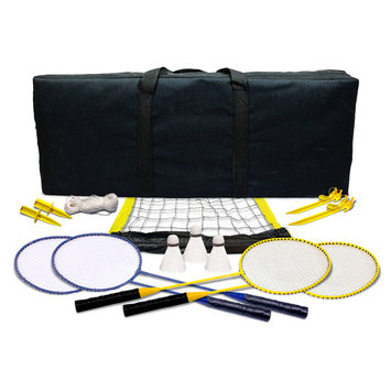 Driveway Games by Paricon CLBDMT-GM-00151 Badminton Set