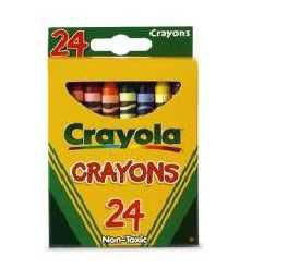 Crayola Crayons 24ct - BINNEY & SMITH INC.