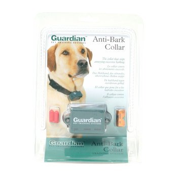 Guardian Control Anti Bark Control Collar For Dogs - RADIO SYSTEMS CORPORATION