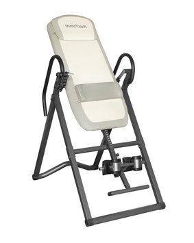 Flash Tek Inc. ITX9700 Memory Foam Inversion Therapy Table with Lumbar Pad for Hot/Cold Compress