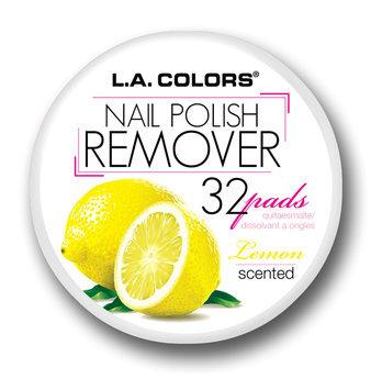L.a. Colors LA COLORS Polish Remover Pads - Lemon Scent