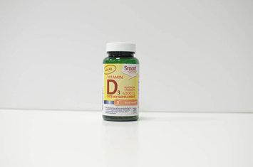 Smart Sense Vitamin D3, Dietary Supplement, 200 ct. - mygofer