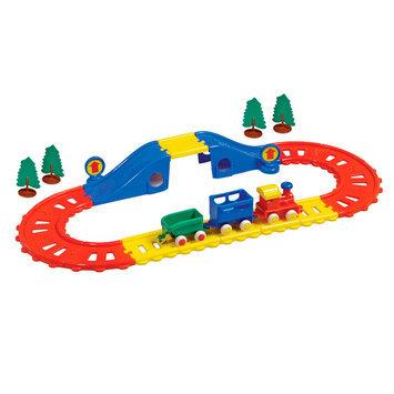 Viking Toys Train Set (25-piece)