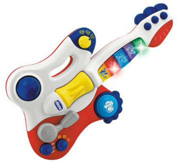 Chicco DJ Guitar Toy