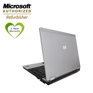 Bevco Games, Inc. Refurbished: HP Elitebook 6930P 14.1 laptop Core2Duo 2.5GHz 4GB RAM 160GBHDD DVDRW Win7 Home