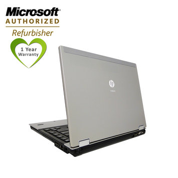 Bevco Games, Inc. Refurbished: HP Elitebook 8440P 14.1 laptop Core i5 2.4GHz 4GB RAM 250 GBHDD DVDRW Win7Home