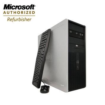 Flush Enterprises Refurbished desktop DC5800 Core2Duo 2.8GHz 4GB RAM 1000GB HDD CDRW/DVD Win7Pro