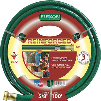 Flexon FLXFR58100 .62 in. x100 ft. Reinforced Hose