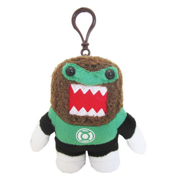 Domo Clip On Green Lantern Plush