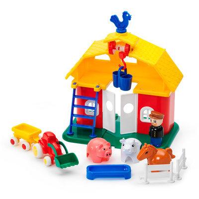 Compuline Corp. International Playthings Viking Farm Set