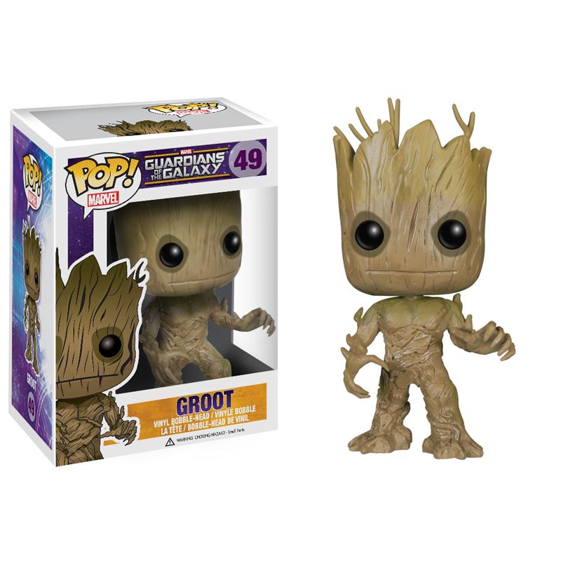 Pop Vinyl Guardians Of The Galaxy - Groot - Pop! Vinyl Figure