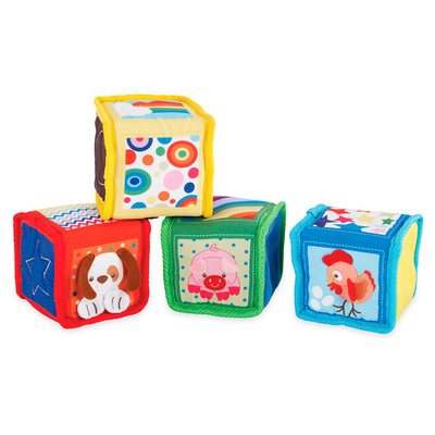 Earlyears Soft Baby Blocks - 1 ct.