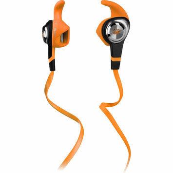 Monster iSport Strive Earbud Headphones with Apple ControlTalk 128572 (Orange)