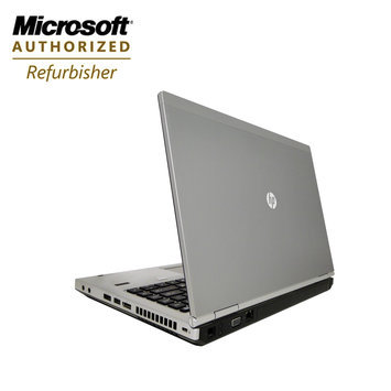Bevco Games, Inc. Refurbished: HP 8460P 14.1 laptop Core i5 2.5GHz 4GB RAM 320HDD DVDRW Win7Home(B grade: Scrach and Dent)
