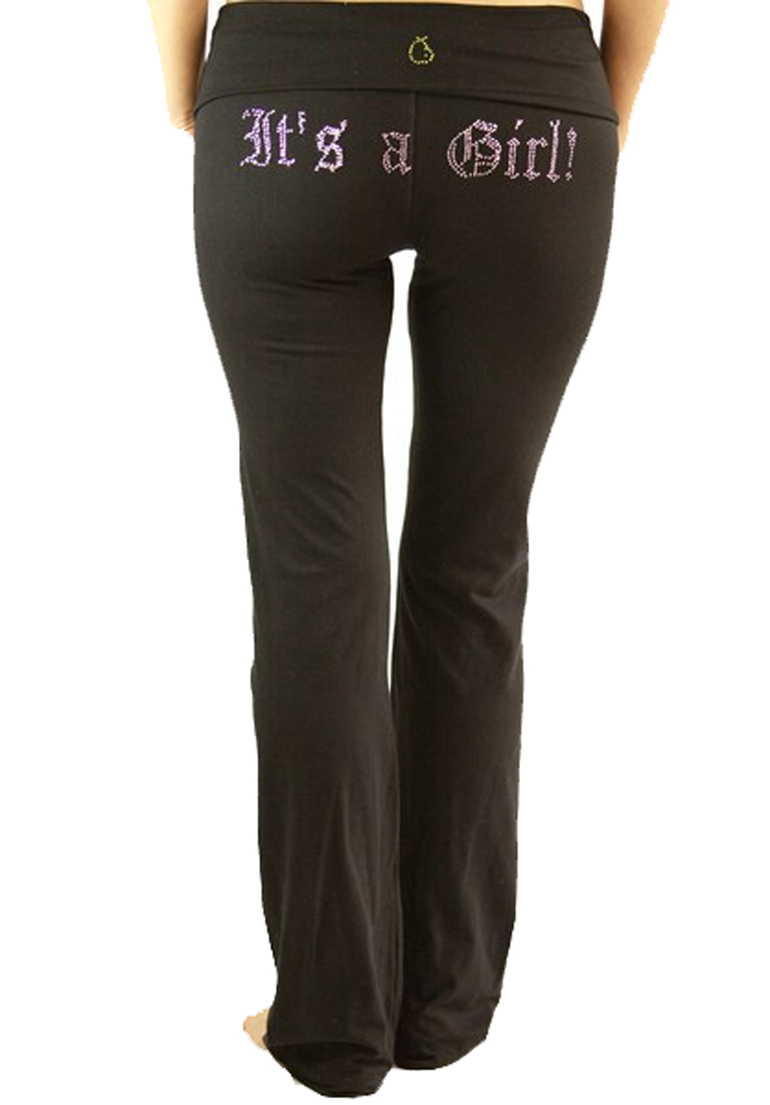 PLus Size Maternity Yoga Pant - Online Exclusive