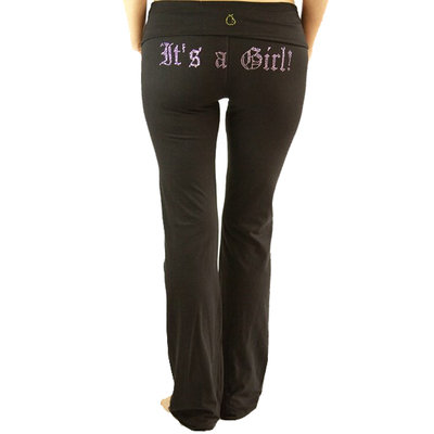 PLus Size Maternity Yoga Pant - Online Exclusive