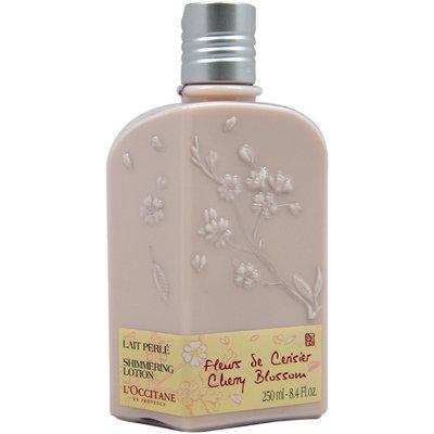 L'Occitane Cherry Blossom Shimmering Lotion 250ml/8.4oz