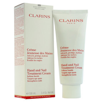 Clarins By Clarins Hand & Nail Treatment Cream