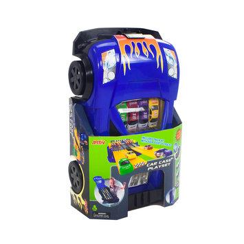 Artin Collection Car Case Play Set