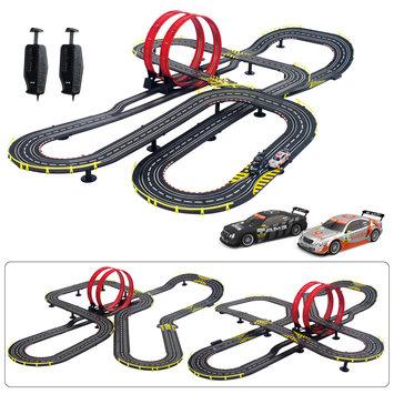 Artin 1:43 Super Loop Speedway Slot Car Racing Set
