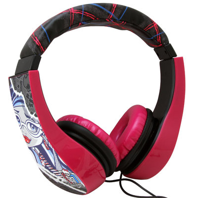 Sakar International Monster High Headphone