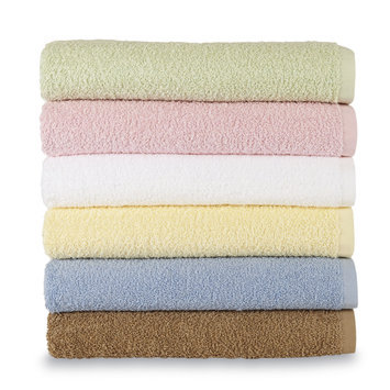 Colormate Basics Bath Towels - Colormate