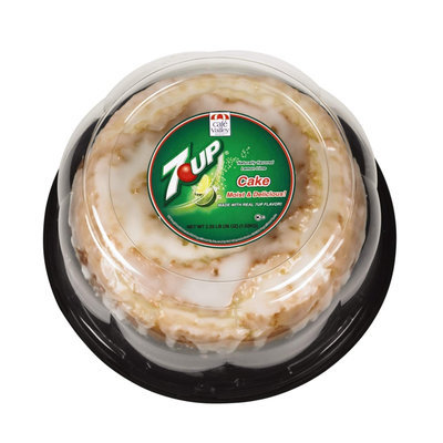 Cafe Valley 7-Up Ring Cake, 36 oz