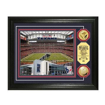 Bullion International,inc Highland Mint NFL Coin Photomint Framed Memorabilia