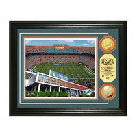 Bullion International,inc Sun Life Stadium Gold Coin Photo Mint by Highland Mint