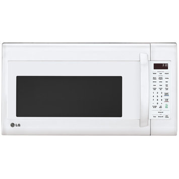 Lg - 2.0 Cu. Ft. Over-the-range Microwave - White