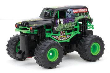 New Bright Industries 1:43 R/C Monster Jam Mini - Grave Digger