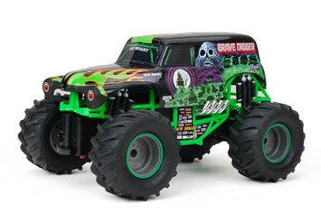 New Bright Industries 1:15 R/C Monster Jam Vehicle