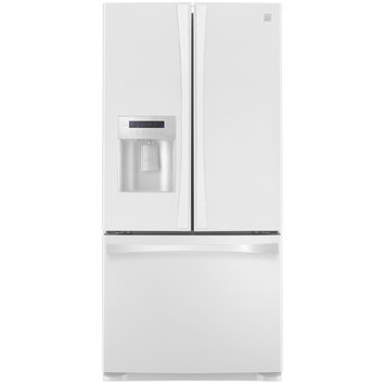Kenmore Elite 24 cu. ft. French Door Bottom Freezer Refrigerator - LG ELECTRONICS U.S.A, INC.