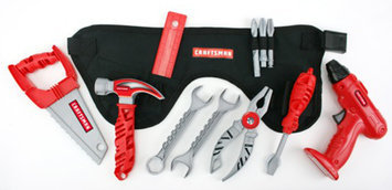 Lanard Toys Limited Tool Belt Drill Set