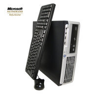 Flush Enterprises Refurbished mini tower desktop DC7700 Core2Duo 1.8GHz 2GB RAM 160GB HDD CDRW/DVD Win7Home