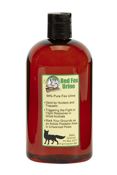 Just Scentsational Pure 100-Percent Meat Fed Red Fox Urine