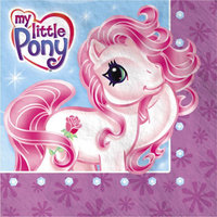 Designware My Little Pony Lunch Napkins - 16 ct