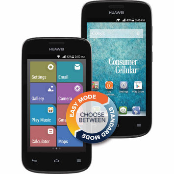 Consumer Cellular Huawei Vision 2 Post Paid Smartphone - CAM CONSUMER PRODUCTS, INC