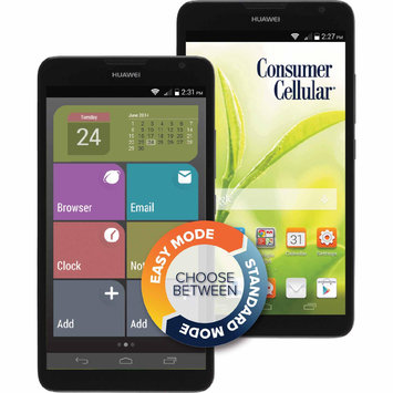Consumer Cellular Huawei Ascend Mate 2 Post Paid Smartphone - CAM CONSUMER PRODUCTS, INC