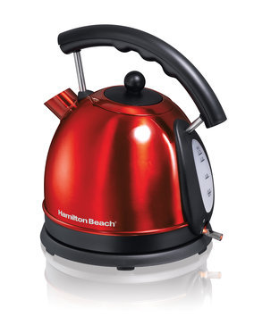 Hamilton Beach 10 Cup Stainless Steel Electric Kettle